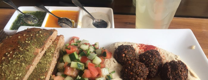 Taïm Falafel and Smoothie Bar is one of Best of Manhattan.
