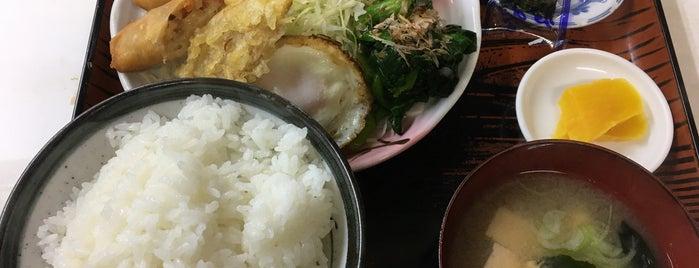 定食ハウス やなぎや is one of Lieux sauvegardés par Hide.
