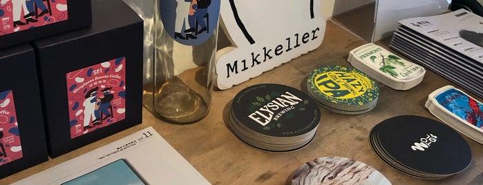 Mikkeller Bar Taipei is one of Taiwan.