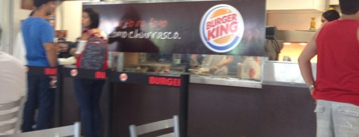 Burger King is one of Locais salvos de Ivo.