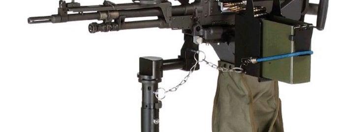 Hi-Caliber Firearms is one of Charles'in Beğendiği Mekanlar.