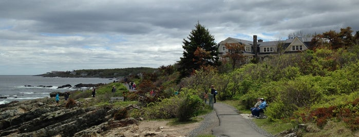 Marginal Way Walk is one of Maine.