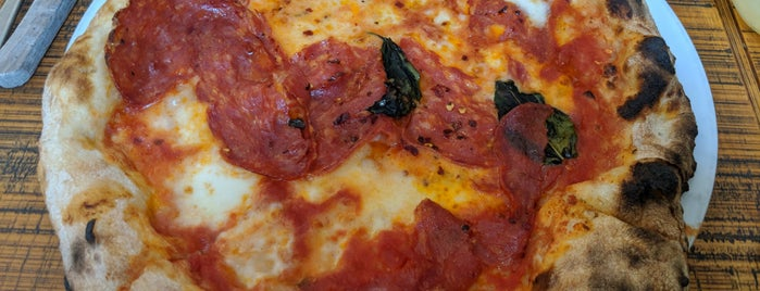 Pizzeria Via Mercanti is one of Cheap Eats Toronto.