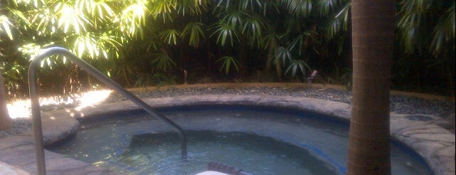 The Spa is one of Hawaii favs.