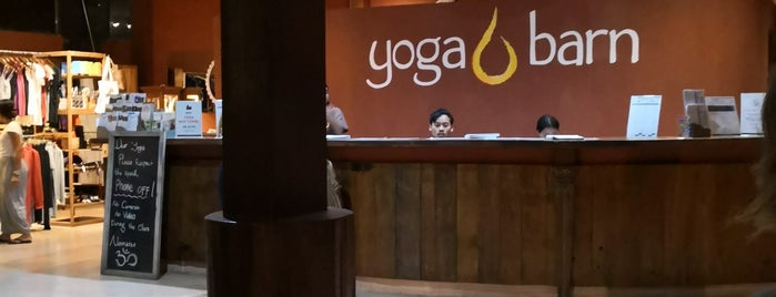 The Yoga Barn is one of Bali.