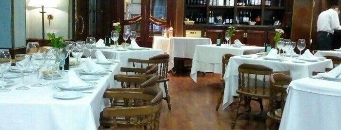 Restaurante El Cairo is one of Sevilla.