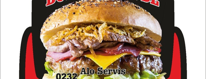 Artı Burgerhouse is one of K.