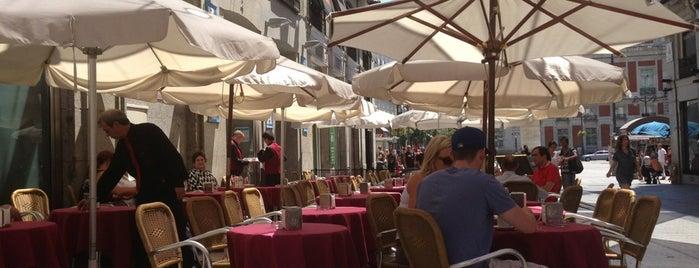 Cafetería-Restaurante Hotel Europa is one of Tempat yang Disimpan Olesya.