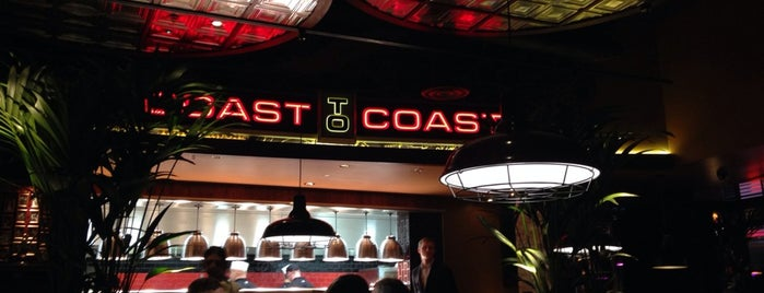 Coast to Coast is one of Food and drinks.