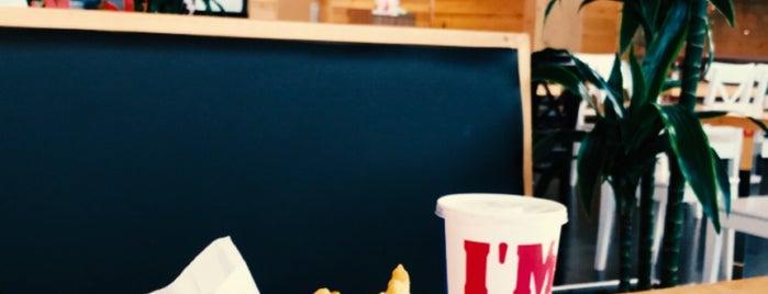 I'm Hungry is one of Mohannad'ın Beğendiği Mekanlar.