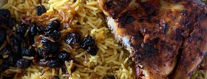 NAZ Restaurant مطعم ناز is one of Queen'in Kaydettiği Mekanlar.
