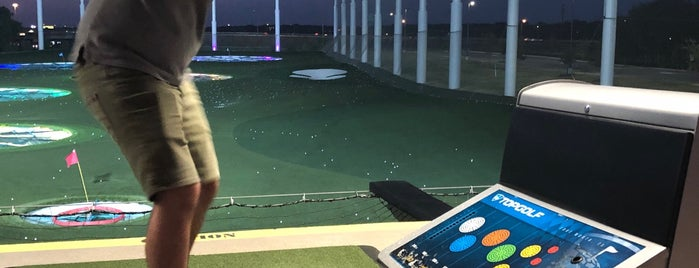 Topgolf is one of Fort Worth.