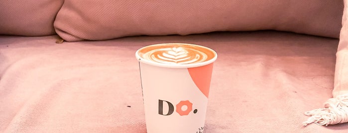 Do Donuts is one of Khobar.