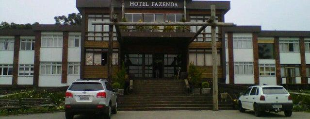 Hotel Fazenda Pampas da Serra is one of Lieux sauvegardés par Elizandra.