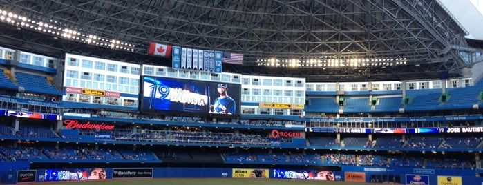 Rogers Centre is one of Football Stadiums~2014....