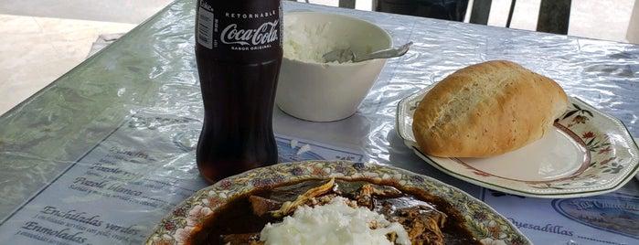 Las Cazuelas De San Pedro is one of Favoritos Deli.