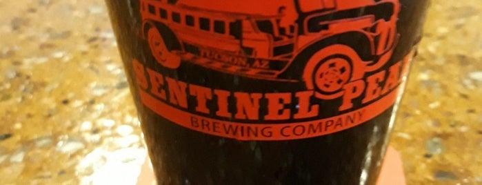 Sentinel Peak Brewing Co is one of Tucson.