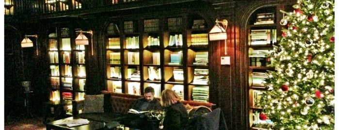 The Library at The NoMad is one of New York: To-Do.