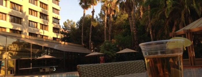Long Beach Marriott is one of Locais curtidos por Brandon.