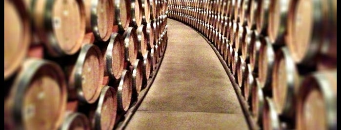 Stag's Leap Wine Cellars is one of Napa Valley Favorites.