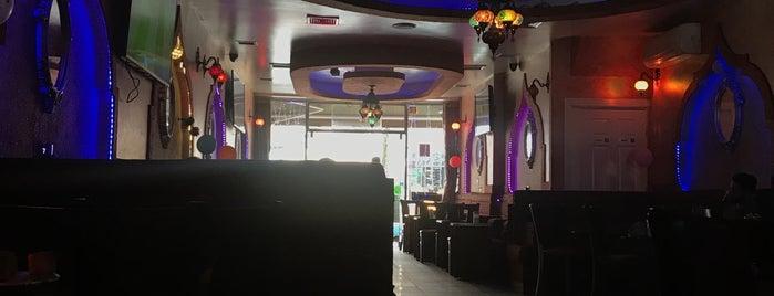 Jasmin Lounge is one of Lieux sauvegardés par st.
