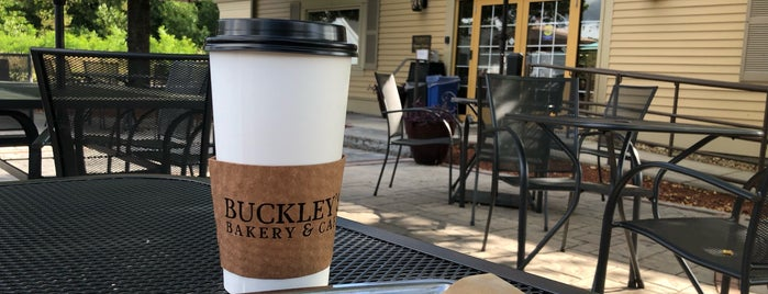 Buckley's Bakery & Cafe is one of Home Rotation.