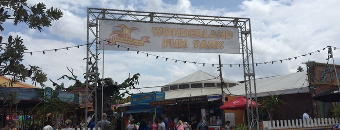 Wonderland Fun Park is one of Tempat yang Disukai TC Ayça.