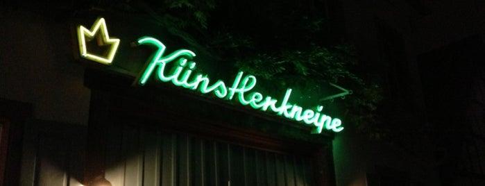 Künstlerkneipe is one of Jeremi 님이 좋아한 장소.