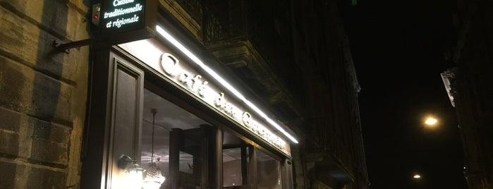 Le Café du Gourmet is one of Hans'ın Kaydettiği Mekanlar.