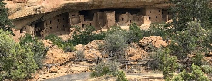 Chapin Mesa Archeological Museum is one of Tempat yang Disukai Rex.