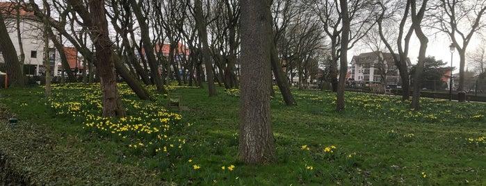 Park La Potinière is one of Lieux qui ont plu à Toon.