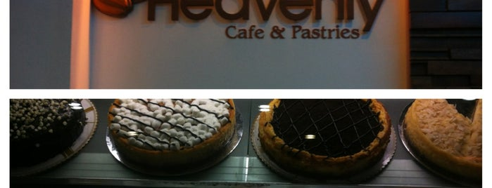 Heavenly Cafe and Pastries is one of Locais salvos de Louis Anthony.