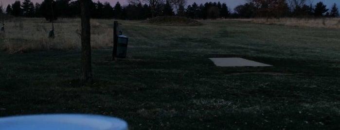 Token Creek Disc Golf is one of Lieux sauvegardés par Jennifer.