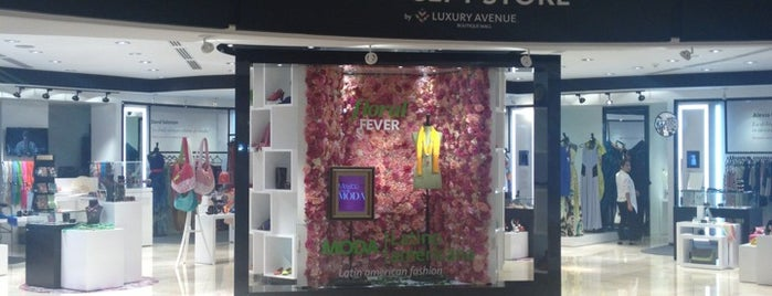 Luxury Avenue is one of Places.