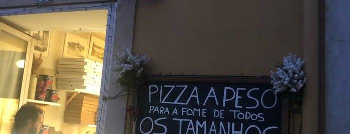 La Pizza Di Nanna is one of Lisbon.