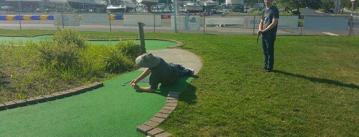 Cove Mini Golf is one of Orte, die Willys gefallen.
