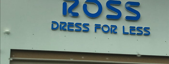 Ross Dress for Less is one of Orlando.