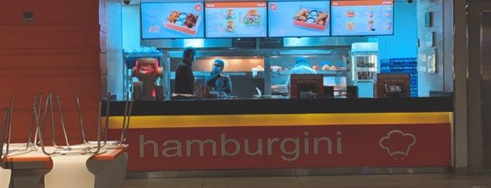 Hamburgini is one of Riyadh.