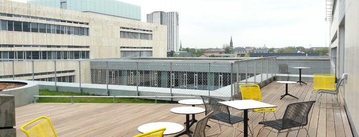 KUA, Københavns Universitet, Det Humanistiske Fakultet is one of Copenhagen.