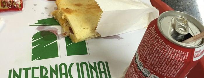 Pizzaria Internacional is one of BETA#CLUBE.
