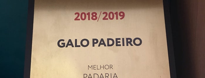 Galo Padeiro is one of Lugares favoritos de Larissa.