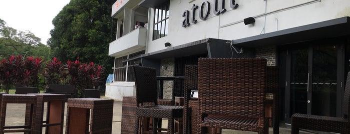ATOUT Restaurant is one of Locais salvos de LR.