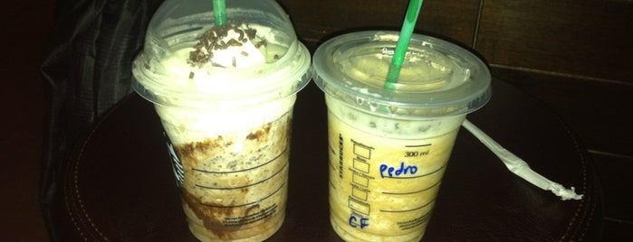 Starbucks is one of Bakeries, Coffee Shops & Breakfast Places.