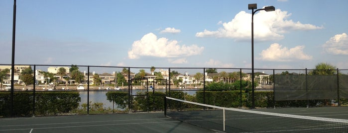 Sandra W. Freedman Tennis Complex is one of Best of South Tampa Outdoors.