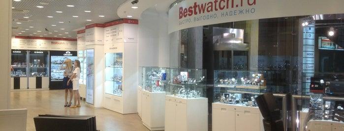 Bestwatch.ru is one of สถานที่ที่ Anastasia ถูกใจ.