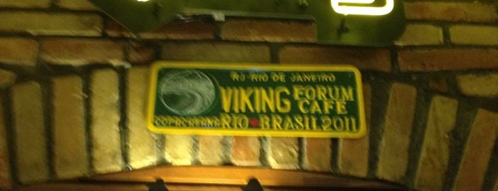 Viking Cafe & Restaurant is one of Locais curtidos por Tanyeli.