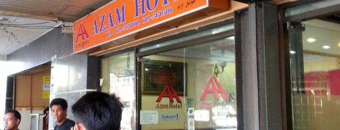 Azam Hotel is one of @Kota Bharu,Kelantan #4.