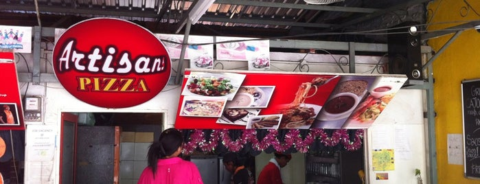 Artisans Pizza is one of langkawi.