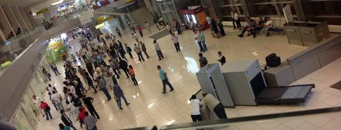 Terminal B is one of Tempat yang Disukai Vlad.