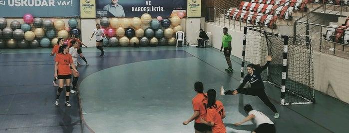 Üsküdar Belediyesi Çamlıca Spor Okulu is one of GEZ....